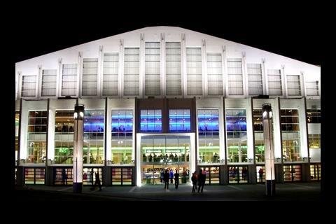 Wembley Arena is the second largest indoor arena after the 02. Built in 1934, it was refurbished in 2006 as part of developer Quintain's regeneration of Wembley. The refurbishment was designed by the Tooley Foster Partnership and PRP Architects